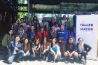 Estudiantes de la FAE realizan la quinta versión del Taller de Alfabetización Digital a Adultos Mayores