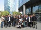 Estudiantes de Ingeniería Comercial Usach, visitan BTG Pactual