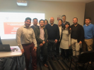 PhD. Gregorio Pérez Arrau lleva a cabo una charla sobre aprendizaje organizacional